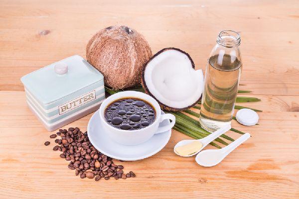 コーヒー「シリコンバレー式バターコーヒー」