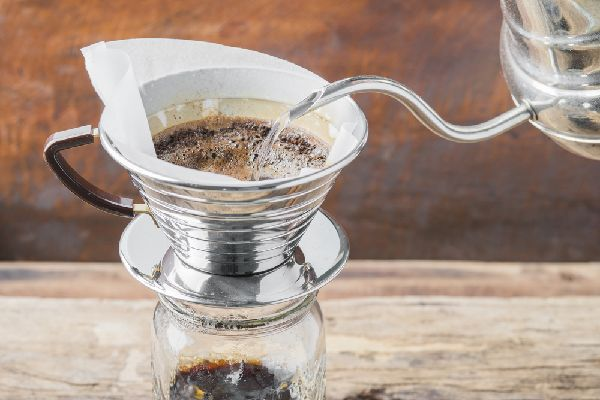 コーヒー「インスタントそれともドリップ」