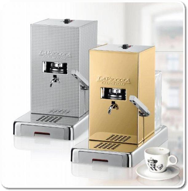 ルカフェのコーヒーマシン