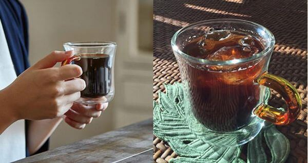 UCCドリップポッド分布会のコーヒー