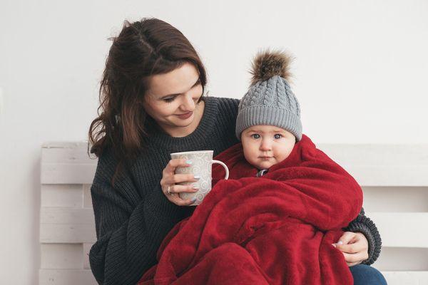 ぽぽたんは母乳育児のためのたんぽぽコーヒー