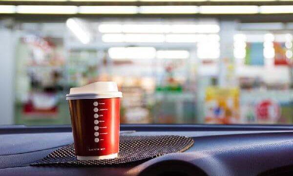 カウンターコーヒーが美味い!コンビニ主要5社を比較