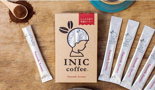 イニック(INIC)コーヒーストアのメリット
