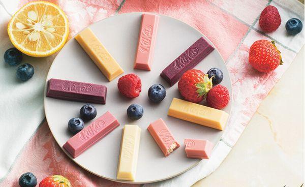●キットカット ショコラトリー I LOVE FRUITS 2,484円(税込)