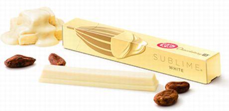 ●キットカット ショコラトリー サブリム ホワイト 324円(税込)