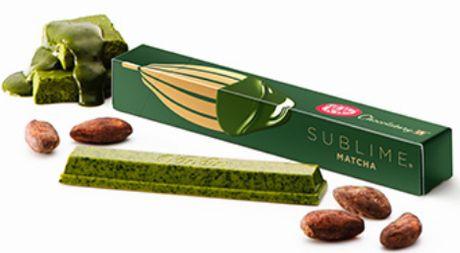 ●キットカット ショコラトリー サブリム 抹茶 324円(税込)