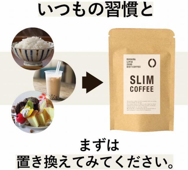 スリムコーヒー(SLIM COFFEE)の副作用や危険性はどうなの?