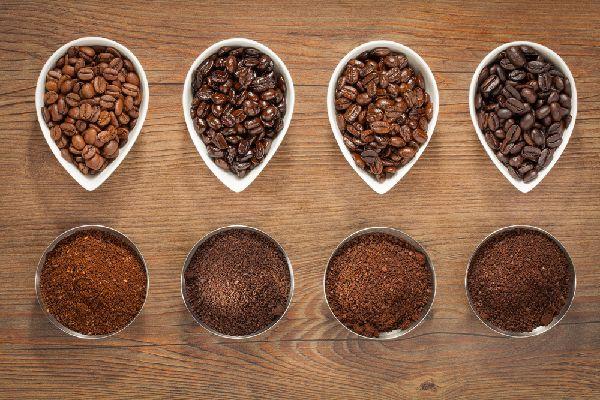 1.コーヒー豆の違いを楽しむ
